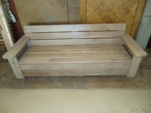 Meubels Voor Buiten : Elegant houten banken buiten banken fauteuils
