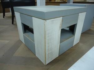 houten hocker meubelmaker timmerman zwolle