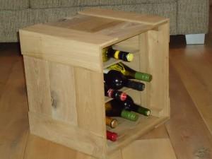eiken wijnkast meubelmaker timmerman zwolle