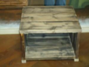 salontafel steigerhout timmerman meubelmaker zwolle