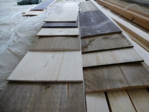 Houten wand houten wand houten wand houten wand