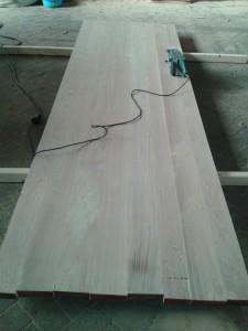 meubelmaker timmerman zwolle robuuste tafel