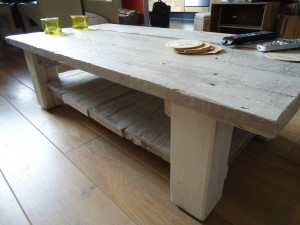 steigerhouten salontafel meubelmaker zwolle