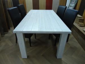 grote brocante eiken tafel zwolle meubelmaker