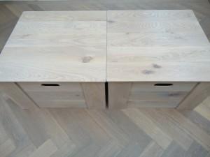 stoere hout kist robuust meubelmaker zwolle