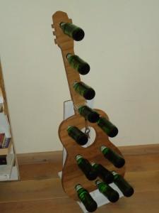 houten bierstandaard