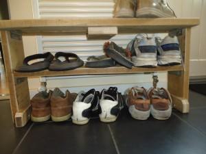 schoenenbankje meubelmaker timmerman zwolle