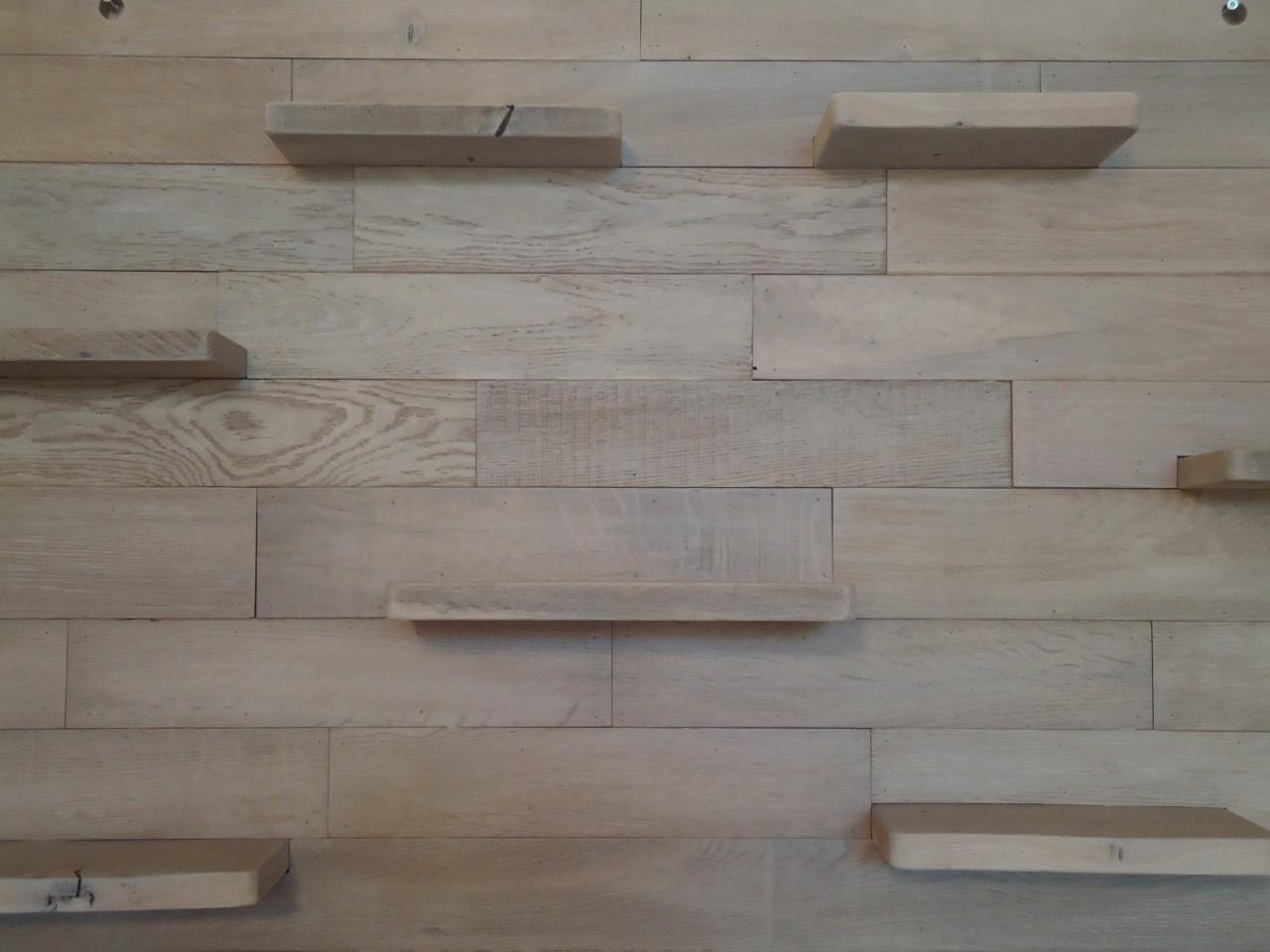 Wand Maken In Hout : Wandbekleding van hout - RobuusteMeubels.nl