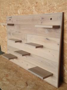 houten wandbord