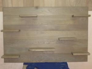 mooi houten wandbord