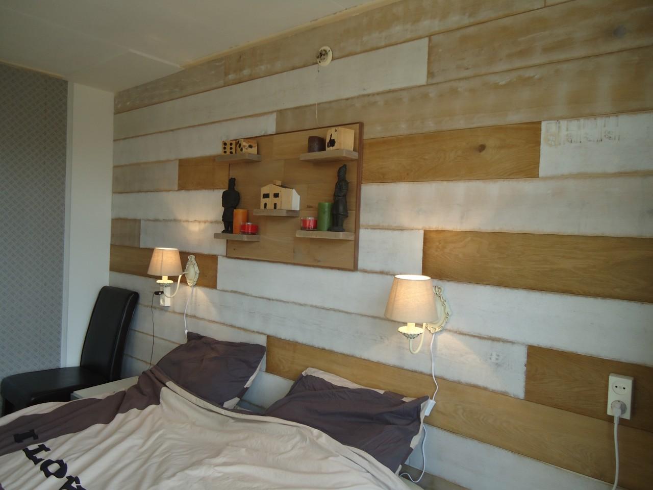 Eikenhout bed beste inspiratie voor huis ontwerp for Bed in de muur