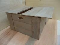 houten kist speelgoedkist