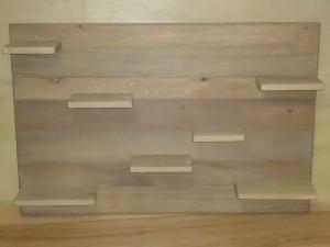 eiken houten wandbord