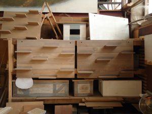 houten wandbord eiken